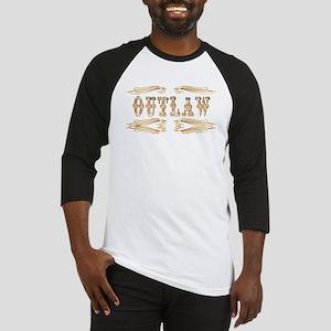 Outlaw Baseball Jersey