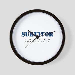 Survivor - Dharma Initiative Wall Clock