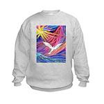 Dove Rising Kids Sweatshirt