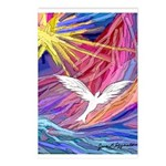 Dove Rising Postcards (Package of 8)