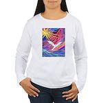 Dove Rising Women's Long Sleeve T-Shirt