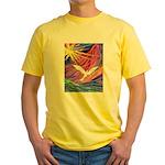Dove Rising Yellow T-Shirt