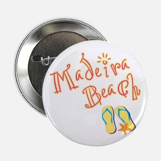 """Madeira Beach - 2.25"""" Button (10 pack)"""