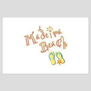 Madeira Beach - Large Poster