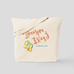 Treasure Island - Tote Bag