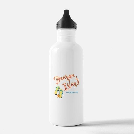 Treasure Island - Water Bottle