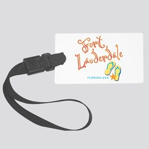 Fort Lauderdale - Large Luggage Tag
