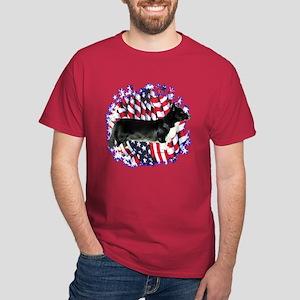 Cardigan Patriot Dark T-Shirt