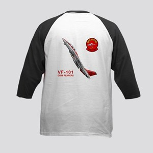 VF-101 Grim Reapers Kids Baseball Jersey