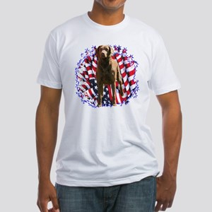 Chessie Patriotic Fitted T-Shirt