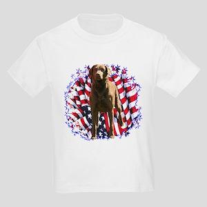 Chessie Patriotic Kids Light T-Shirt