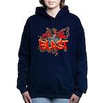 Put You On Blast Women's Hooded Sweatshirt