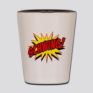 Schwing! Shot Glass