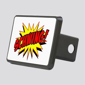 Schwing! Rectangular Hitch Cover
