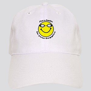 Smiling Goggles Cap