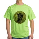 Tasmanian Devil Green T-Shirt