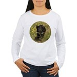 Tasmanian Devil Women's Long Sleeve T-Shirt