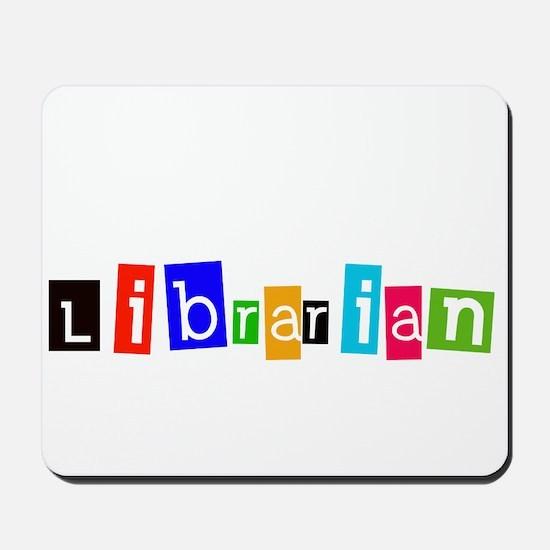 Librarian Mousepad