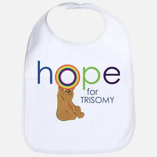 Hope For Trisomy Bib