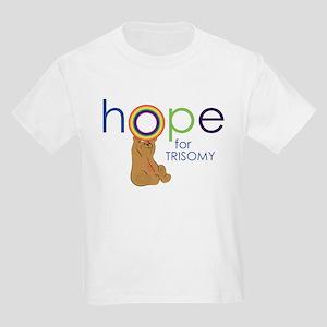Hope For Trisomy T-Shirt