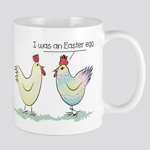 Funny Easter Egg Chicken Mug