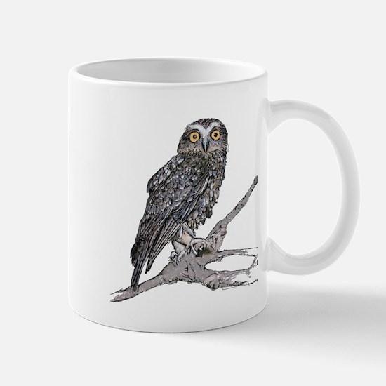 Southern Boobook Owl Mugs