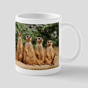 Meerkat-Quartett 001 Mugs