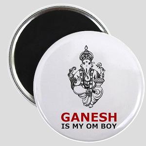 Hinduism Ganesh Is My Om Boy Magnet