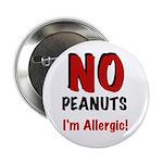 Peanut Allergy Button