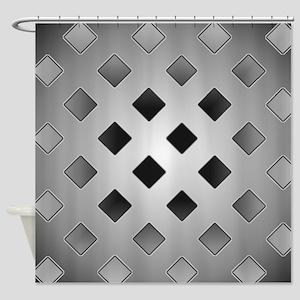 Mesh Shower Curtains