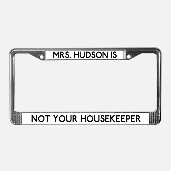 Cute Martin freeman License Plate Frame