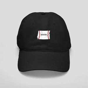 Teeball Mom Shirt Oregon Shir Black Cap with Patch