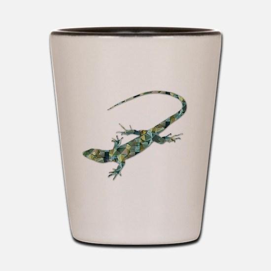 Unique Reptile Shot Glass