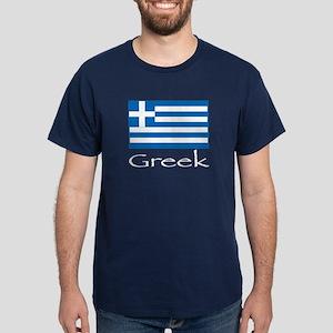 Greek Dark T-Shirt