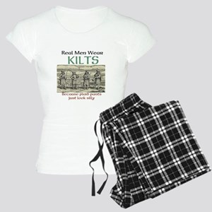 Real Men Wear Kilts Pajamas