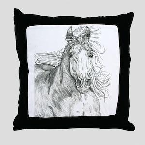 Freedom Phantom Throw Pillow