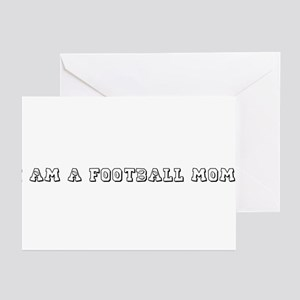 FBMOM1A_BLK1 Greeting Cards (Pk of 10)