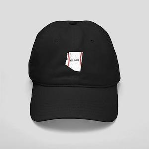 T Ball Mom Shirt Arizona Tee Black Cap with Patch