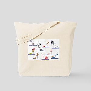 Shoes. Tote Bag