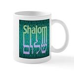Shalom Peace Mug