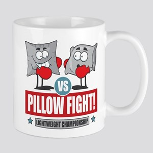 Pillow Fight! Mug