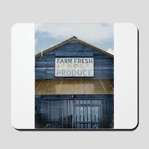 """Farm Fresh"" Mousepad"