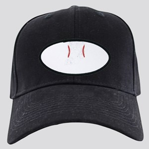 Indiana Shirt Youth Baseball Black Cap with Patch