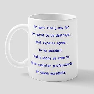 Trust Us:  Mug