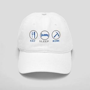 Eat Sleep Mine Cap