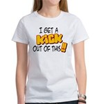 Kick Out of This Women's T-Shirt