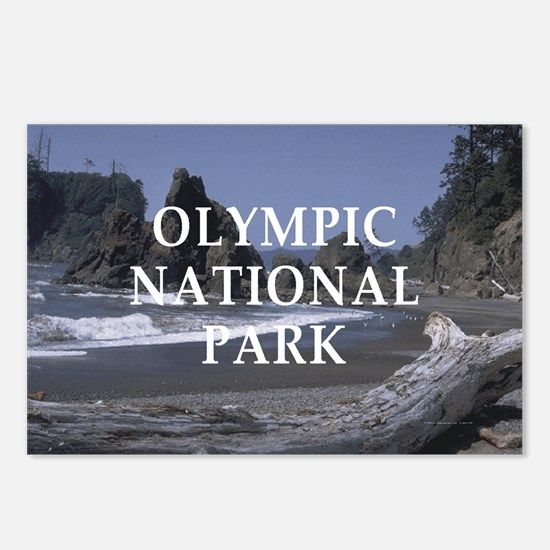 ABH Olympic NP Postcards (Package of 8)