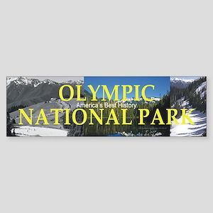 ABH Olympic NP Sticker (Bumper)