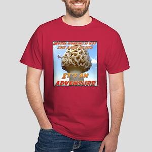 morel mountain products Dark T-Shirt