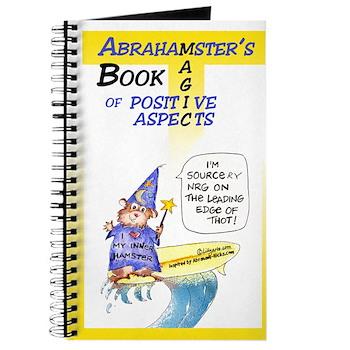 Abrahamster Pos Aspects Blank Journal Sketchbook